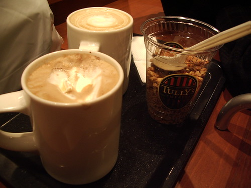 退院後はじめてのコーヒー
