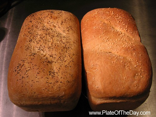 bake your own bread, white bread, bread recipe