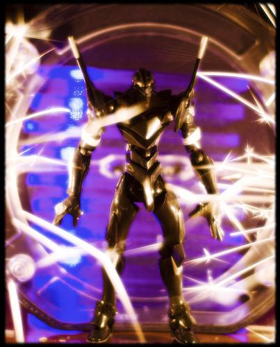 EVA Unit-03: Online