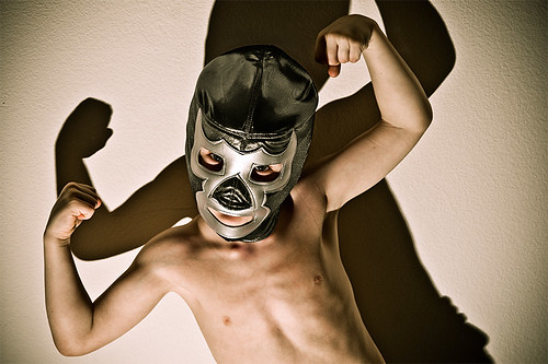 Lucha Libre by Brian Auer, on Flickr
