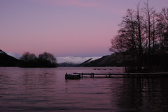 Loch Earn Morning. (stonefaction) Tags: winter snow cold landscape scotland highlands scenery glencoe chilly faved buachailleetivemor