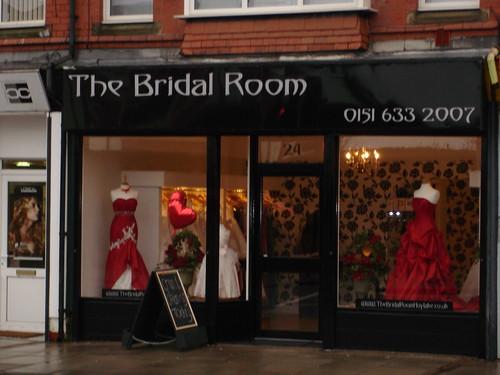 Hoylake Bridal Shop