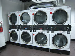 Spiffy New Dryers!