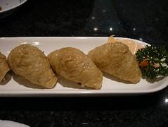 Japanese Dinner - rice balls