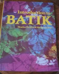 batik book