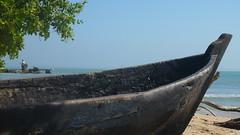 A la Mar (Hugo Meja) Tags: sea mar colombia canoa islafuerte