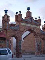 Puerta Santa Inés
