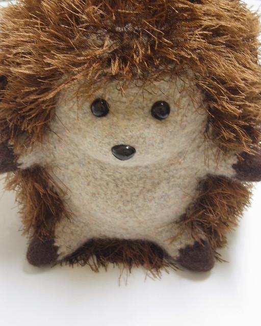 Huggable Hedgehog Knitting Pattern : quick knits- toys ifandany