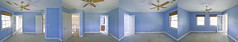 Empty Blue Bedroom (RaymondAdamsPhoto) Tags: newyork abandoned home architecture adams suburban interior shell architectural suburb raymond crisis mortgage mcmansion reclaimed bankrupt recession emptyhouse bankruptcy foreclosure interiorphotography foreclosed repossessed subprime interiorphotographer raymondadams
