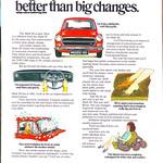 Austin 1100/1300 MkII ADO16 advert
