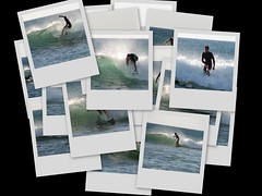 surfer collage (Mike Birchall) Tags: water surfer australia adelaide surfers southaustralia maslinbeach