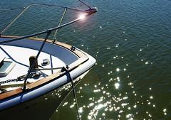 ✴ (anniedaisybaby) Tags: lake tourism water sparkles sailboat boat starfish bokeh harbour manitoba bow lensflare recreation gimli freshwaterlake lakewinnipeg myheartwillgoon goldenmix