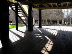La Maison Tropicale (dubow) Tags: london tatemodern designmuseum prefabricated jeanprouv prefabhouse lamaisontropicale