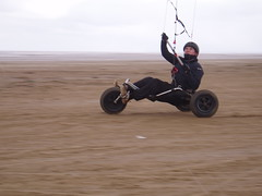 P1011087 (SandMonster) Tags: kite jumping april buggy 2008 ainsdale