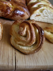 Danish pastry for my breakfast