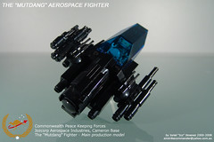 Mutdang Aerospace Fighter