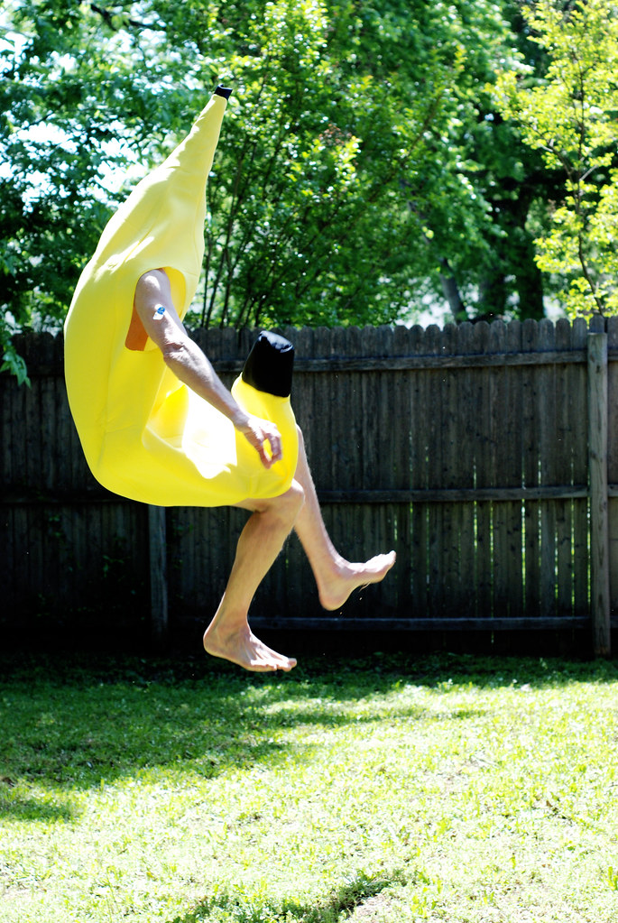 banana toss
