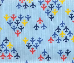 Airplane fabric
