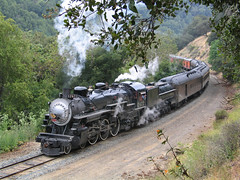 IMG_6196.JPG (rrrarch) Tags: railroad train pacific engine steam sp locomotive pla southernpacific espee 2472 nilescanyonrailway 462 nilescanyon ggrm pacificlocomotiveassociation goldengaterailroadmuseum