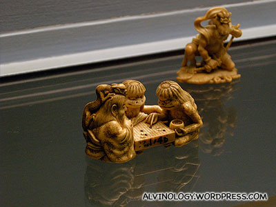 Japanese water trolls