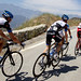 Andrew Talansky, Ryder Hesjedal - Tour of California, stage 7