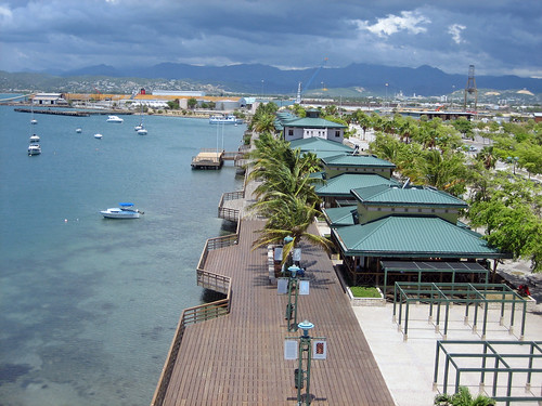 Ponce, Puerto Rico / La Guancha recreation area por Oquendo.