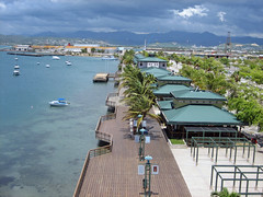 Ponce, Puerto Rico / La Guancha recreation area