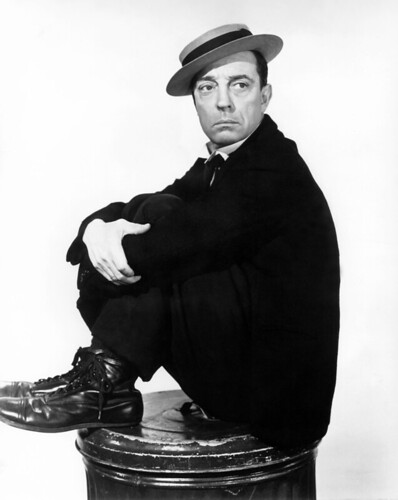 Buster Keaton by twm1340