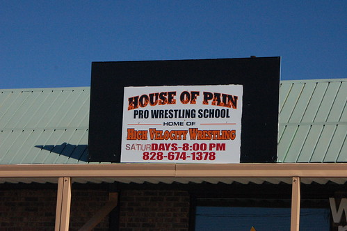 House of Pain Wrestlin' School