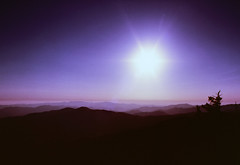 Neverending Cycle (_Massimo_) Tags: sunset usa northcarolina greatsmokymountainsnationalpark mamiya645protl massimostrazzeri abigfave superbmasterpiece ziomamo