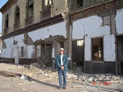 Pisco - Vivienda derruida (Santiago Stucchi Portocarrero) Tags: peru earthquake perú ica pisco terremoto sismo stucchi santiagostucchi peruvianimages