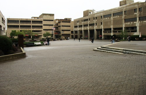 UDC's Dennard Plaza in 2007 (c2007 FK Benfield)