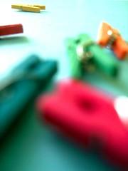 (Sonia Jena) Tags: wood pink blue red orange macro green colors yellow closeup catchycolors wooden interestingness interesting rainbow jena sonia peg clothespin spontaneous nailia