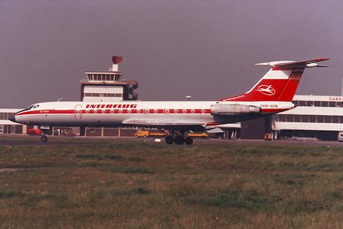 DDR-SCN Interflug Rhoose 220489