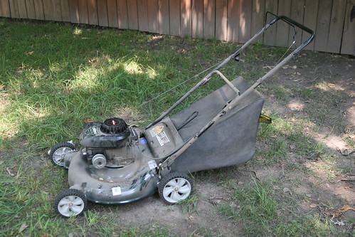 Stupid Lawnmower