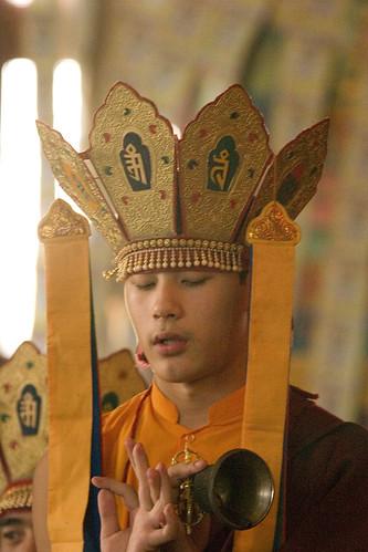 Headgear Hats worn in Tibetan Buddhism - Dharma Wheel 323f263918d