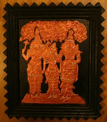 Meenakshi Kalyanam (3D art with copper finish) (Malathi Srinivasan) Tags: other some 8x10 if custom sizes apply required 6x8 10x12 24x26 exceptions 18x20 14x16 mostpaintingsavailablein4x5