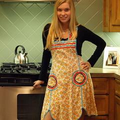 Aprons at Joyful Abode (Joyful Abode) Tags: cute vintage apron etsy joyful abode joyfulabode