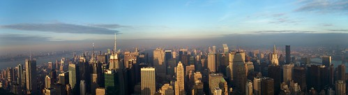dmguz 拍攝的 New York City Skyline。