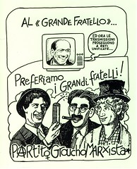 Groucho Marxist Party of Italy (superpralinix) Tags: