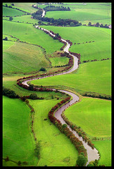 Leeds Liverpool canal (paul indigo) Tags: canal aerial meander leedsliverpoolcanal tlcphotography
