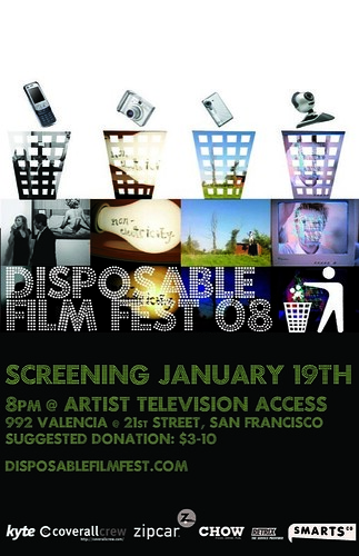 Disposable Film Fest