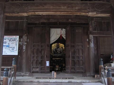 橘寺-観音堂