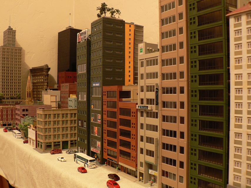 My N scale City progress, and my models  - SkyscraperCity