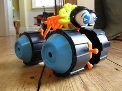 K'Nex Bug Eyed Car