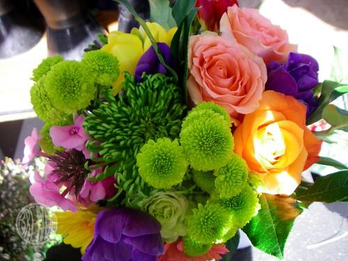 BB's bouquet