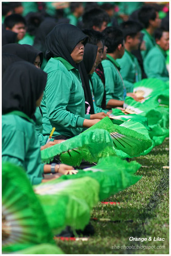 Brunei's 24th National Day - Waiting for Cue