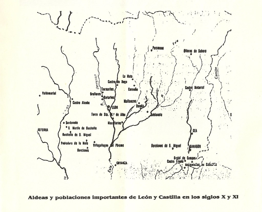 Apuntes historia La Mata y Curueño