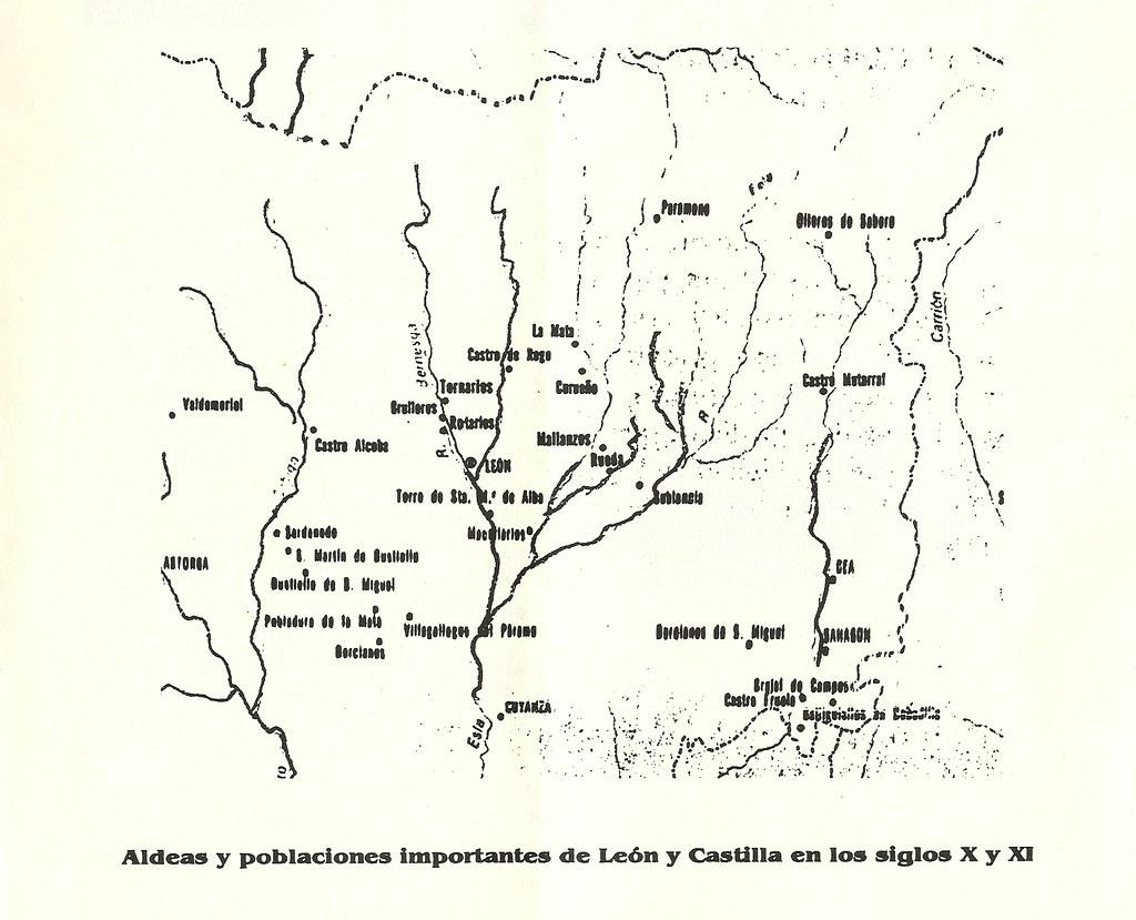 Apuntes historia La Mata y Curueño