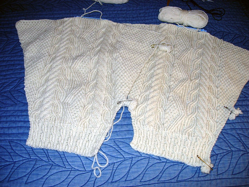 inishmore sleeves